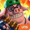 Shoot Like Hell: Swine vs Zombies