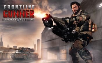 Frontline Gunner Counter Shoot Strike