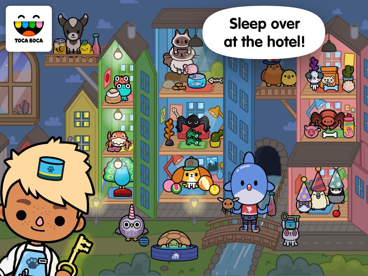 Toca hair salon 3 (тока хаир салон 3) скачать игру на андроид.