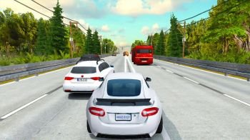 Highway Traffic Racing : Extreme Simulation