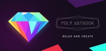 Poly Artbook - puzzle game