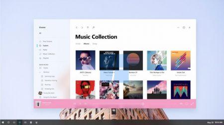 Инсайд: Новый дизайн Windows 10 - скриншот